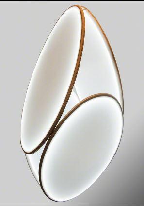 Imagen lampara 3d Flynn Talbot lumiere